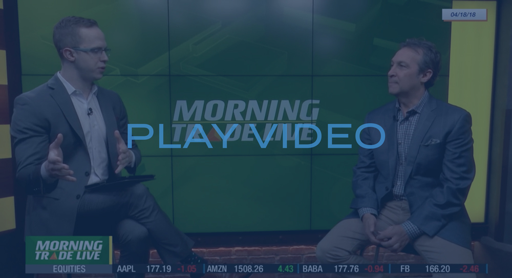 Astor CEO Rob Stein on Morning Trade Live